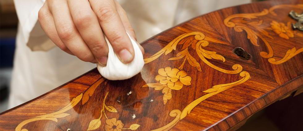 Ceras de retoque la casa de pinturas tu tienda online for Cera para muebles