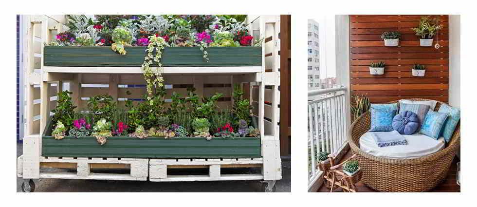 Crear muebles de exterior con palets la casa de pinturas for Crear muebles online