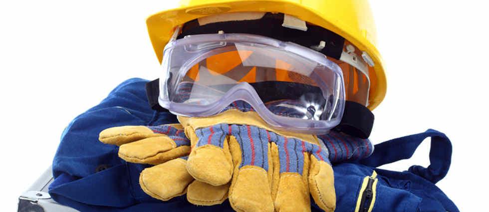Equipos de protección vestuario laboral