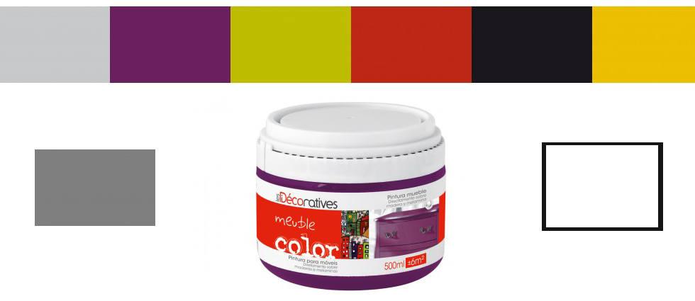 colores para pintar con mueble color