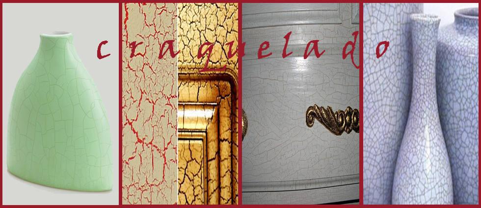 Pintura Craquelada Para Muebles : Efecto craquelado diseño y originalidad la casa de pinturas