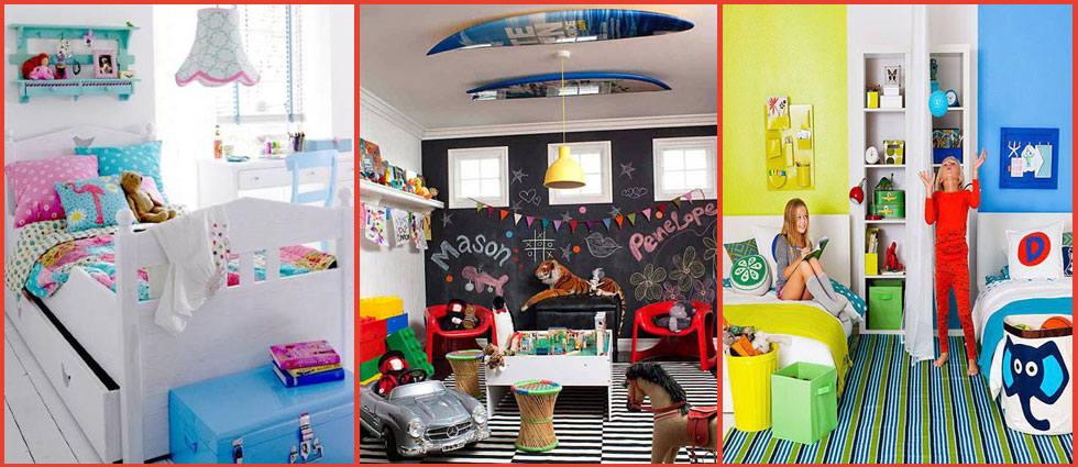 variedad habitaciones infantiles