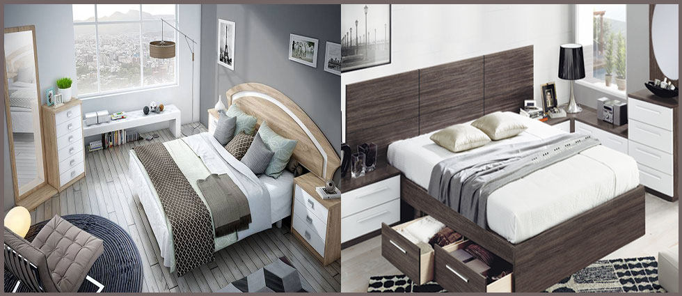 Decoraci n blanco y madera archivos la casa de pinturas for Dormitorio blanco y madera