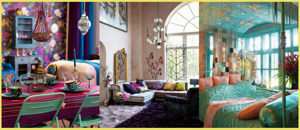Decoracion hippie chic departamento for Estilo boho chic decoracion