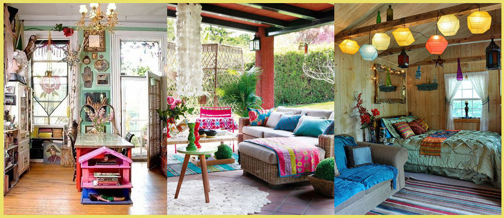 Decoraci n boho chic archivos la casa de pinturas tu for Decoracion hippie chic