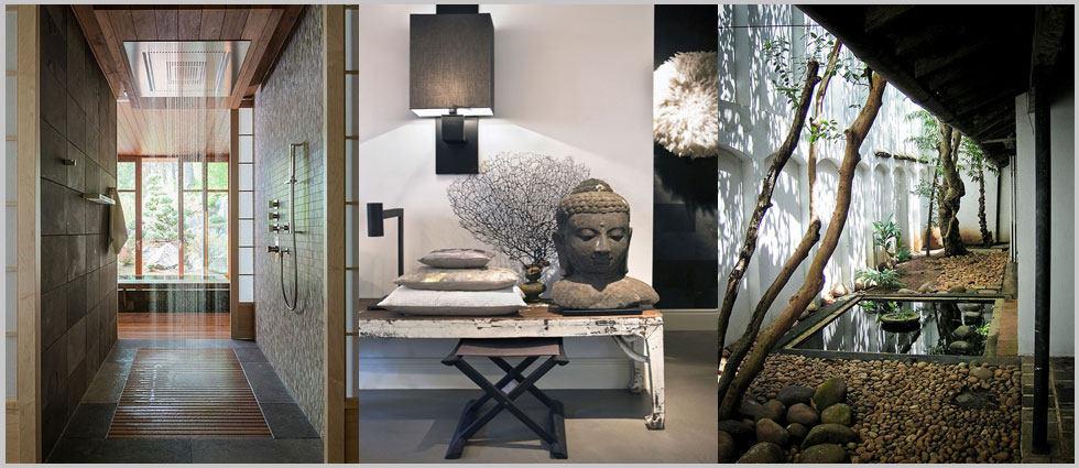 Decoracion japonesa para salon for La casa de las pinturas