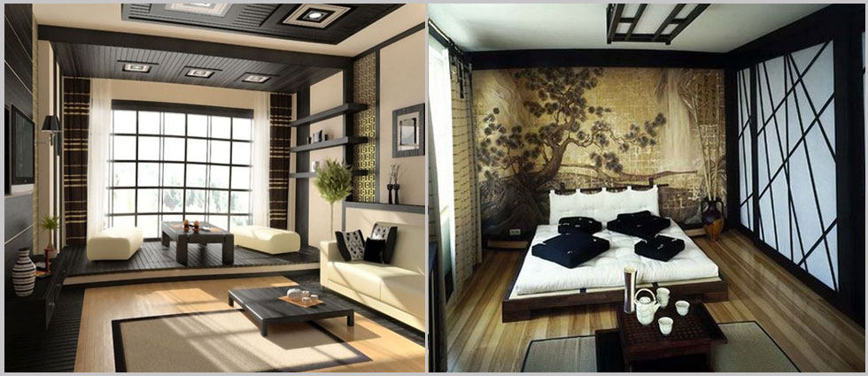 Estilo minimalista archivos la casa de pinturas tu - Habitaciones estilo japones ...