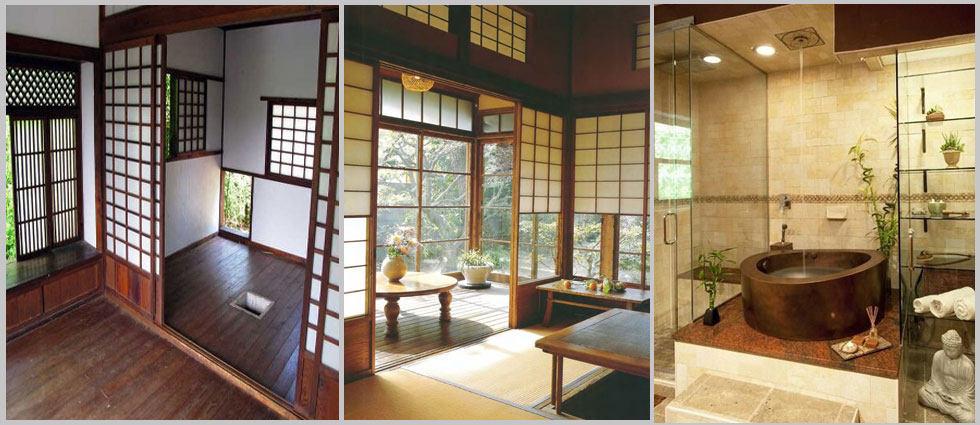 estilo japones en decoración
