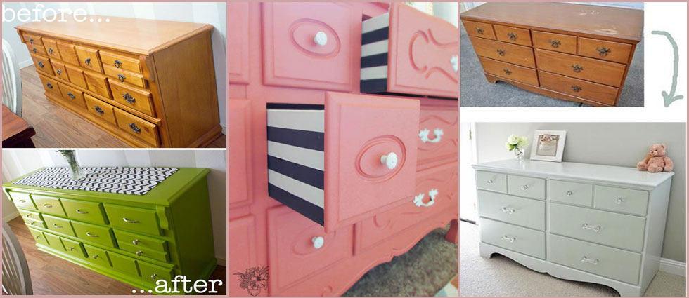 Restauracion muebles la casa de pinturas tu tienda - Muebles antiguos pintados de blanco ...