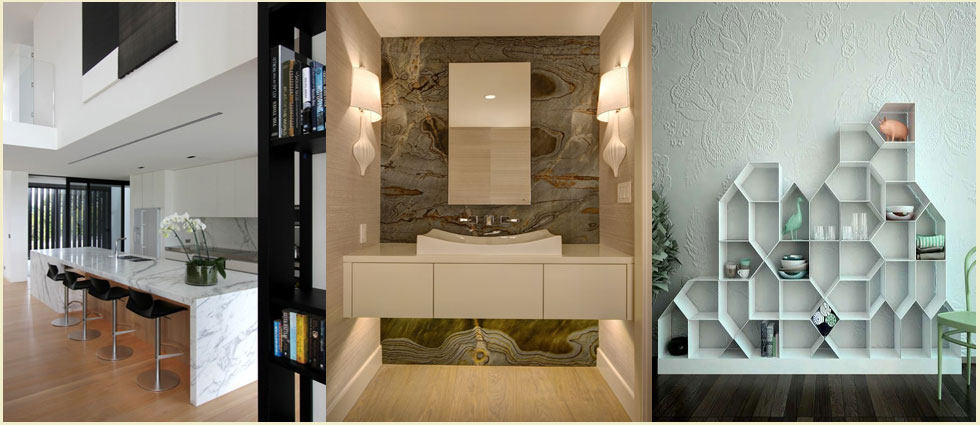 Tendencias decoraci n 2016 de interiores en los hogares - Tendencias pintura paredes ...