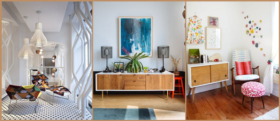 Estilo retro en decoraci n la casa de pinturas tu for Muebles nordicos online