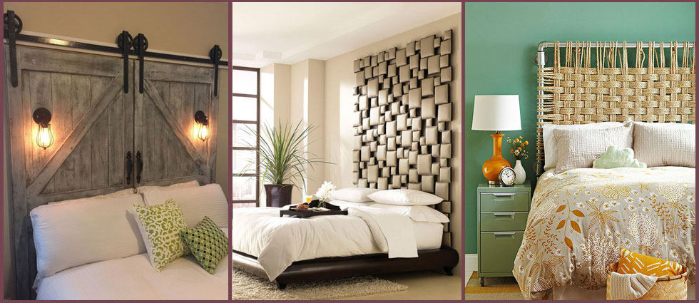 Cabecero de cama pieza decorativa clave en el dormitorio - Cabeceros de piedra ...