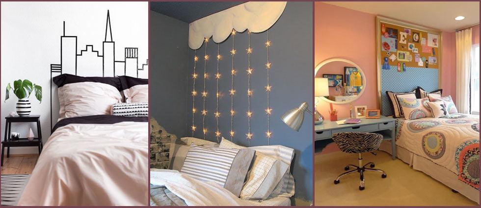 Cabecero de cama pieza decorativa clave en el dormitorio - Cuadros para cabecero de cama ...