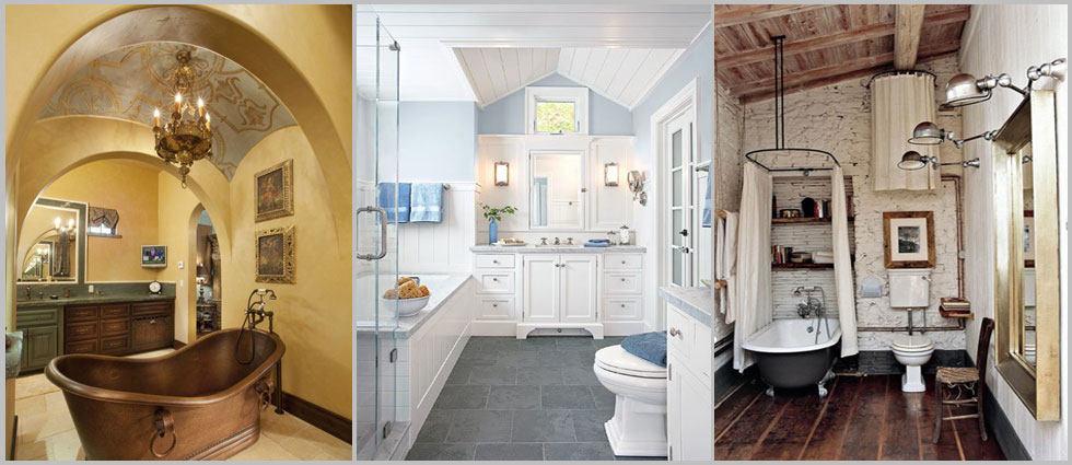 la nueva tendencia en baños