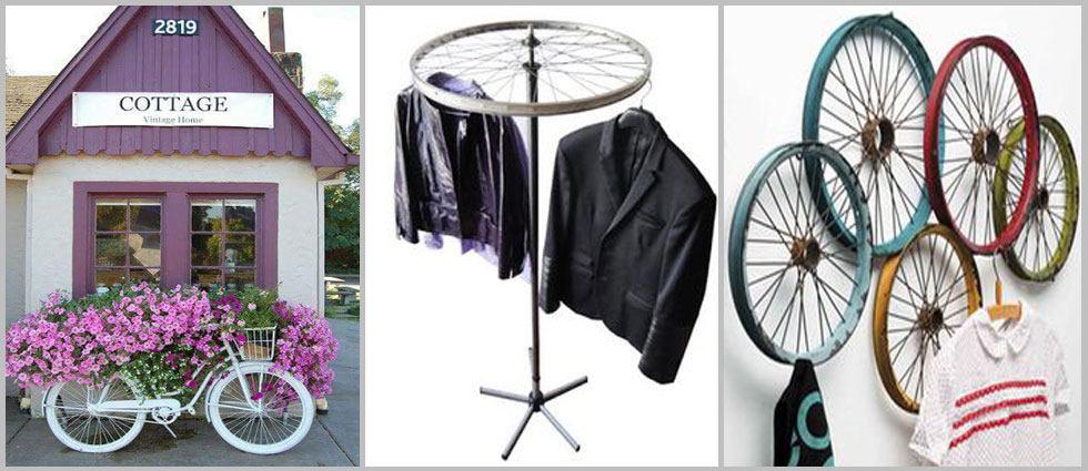 bicicletas decorativas de actualidad