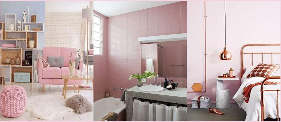 rosa cuarzo ideas