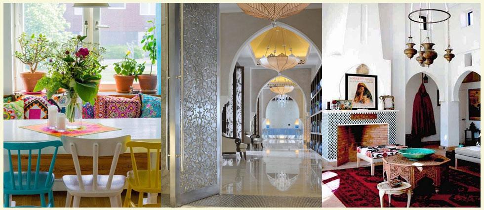 La casa de pinturas tu tienda online de pinturas y for Muebles estilo arabe