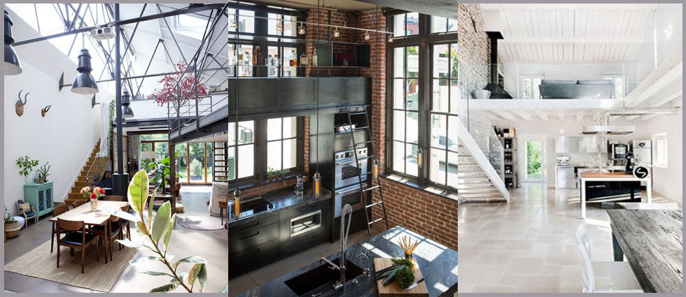 Decoraci n - Ideas para decorar un loft ...