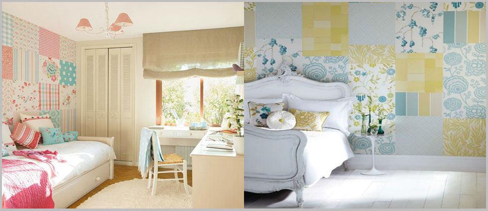 patchwork de actualidad en los hogares