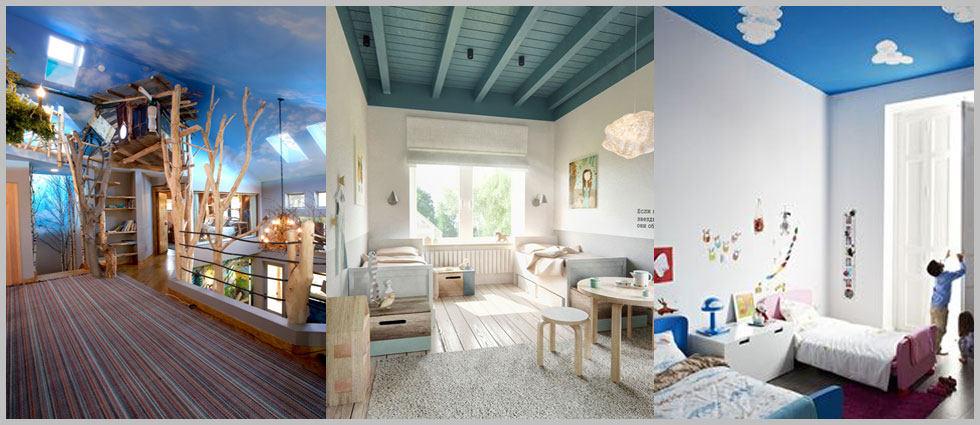 Pintura archivos p gina 5 de 15 la casa de pinturas for Techos decorados