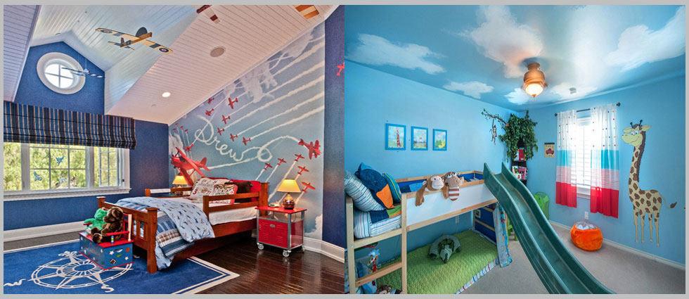 techos infantiles preciosos