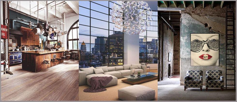 estilo neoyorquino espacioso y luminoso