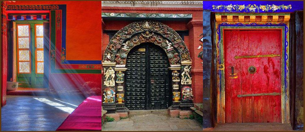 estilo colonial nepal de moda en decoracion