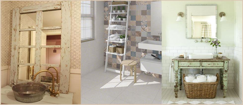 muebles de baño estilo vintage de moda