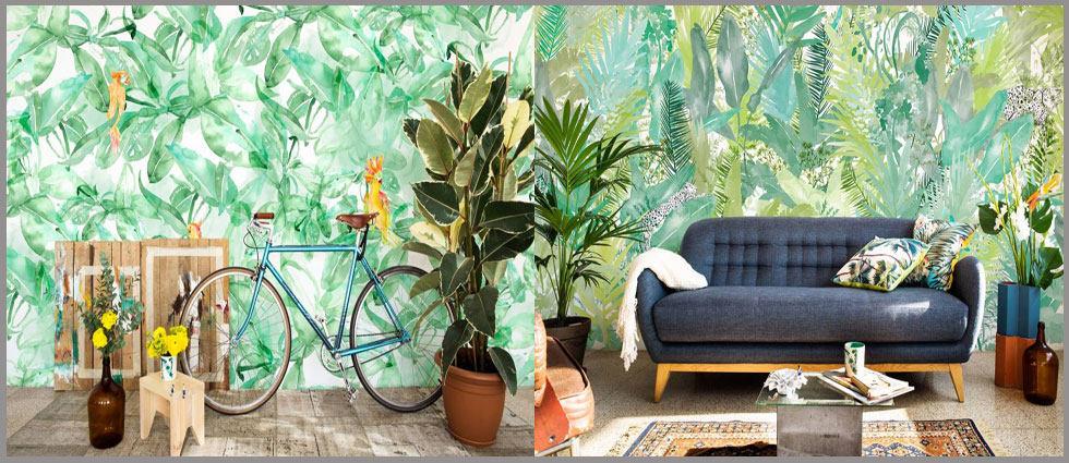 claves para la decoración urban jungle