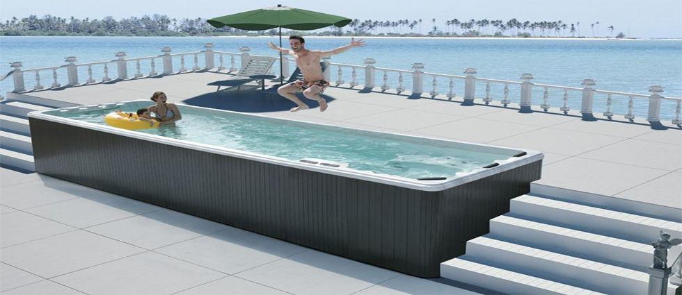 piscinas de contenedores industriales prácticos
