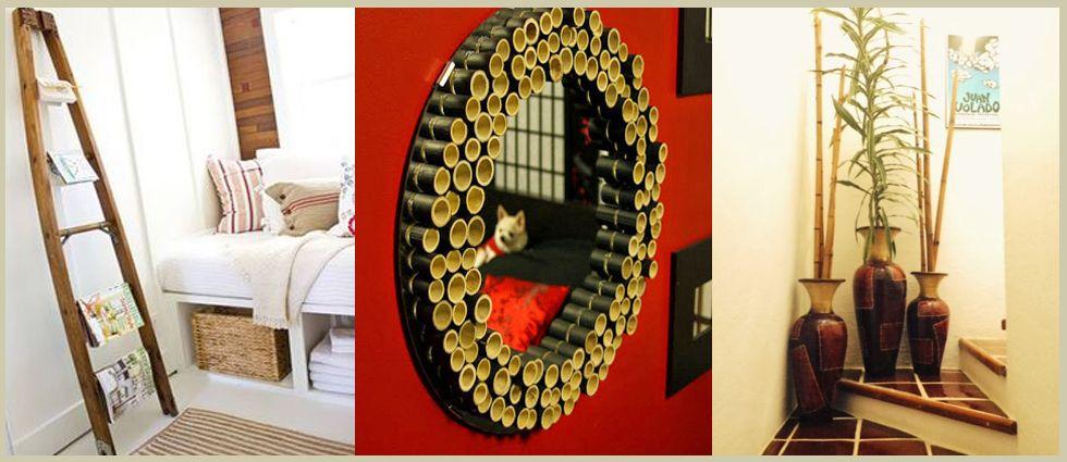 decora con bambú ambientes