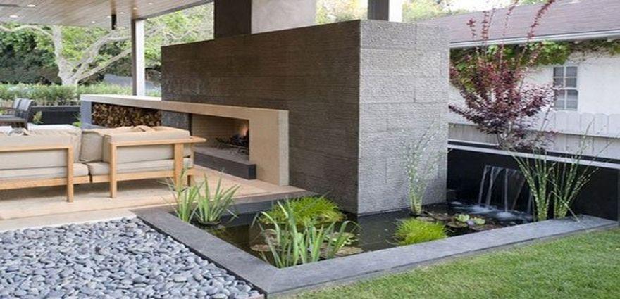 Estanque de interior decorativos para su hogar la casa de for Fabricar estanque