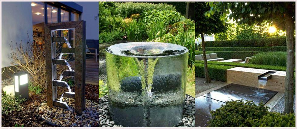 fuentes de agua artisticas