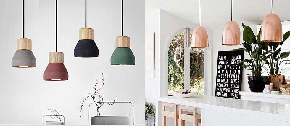 tendencias decorativas de iluminacion en el hogar