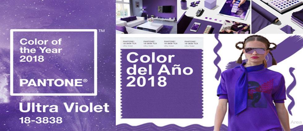 ultra violet color frio y arriesgado