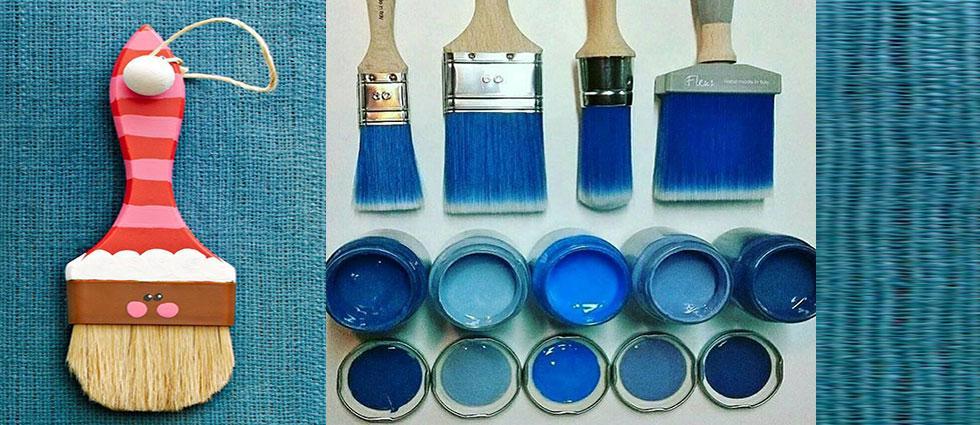 Limpieza de brochas, pinceles y rodillos correctamente