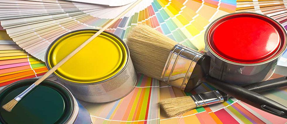 Limpieza de brochas, pinceles y rodillos forma facil