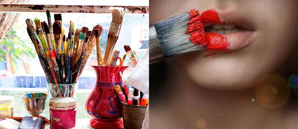 Limpieza de brochas, pinceles y rodillos de forma sencilla