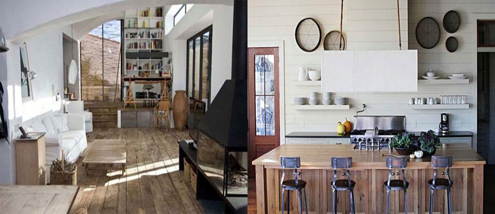 shaker en muebles