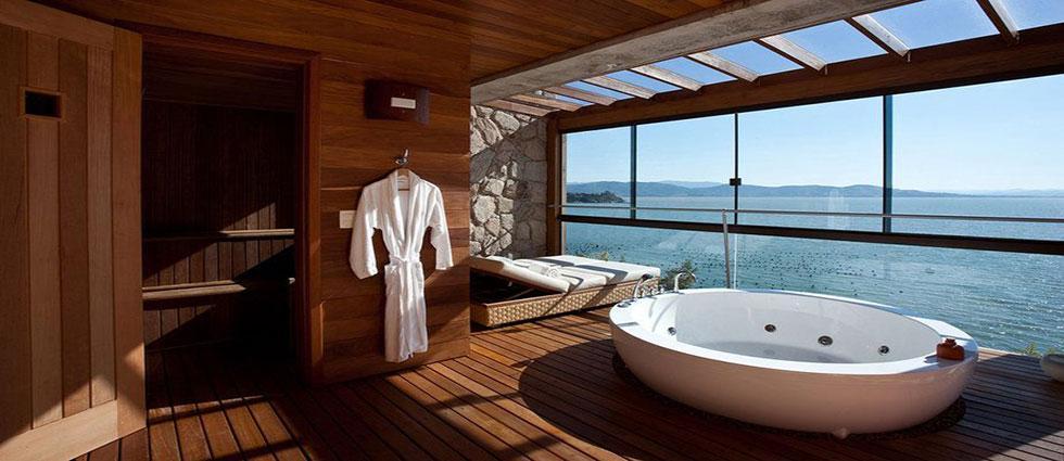 los mejores cuartos de baños de lujo