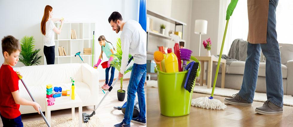 el orden y la limpieza ideas