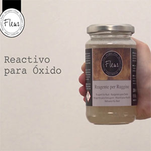 PATINA REACTIVA OXIDANTE 130 ML