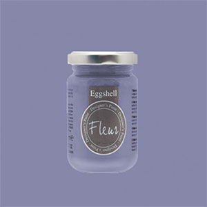 EGGSHELL PAINT (CHALK CON BARNIZ) COLOR LAVENDER BLUE 130 ML