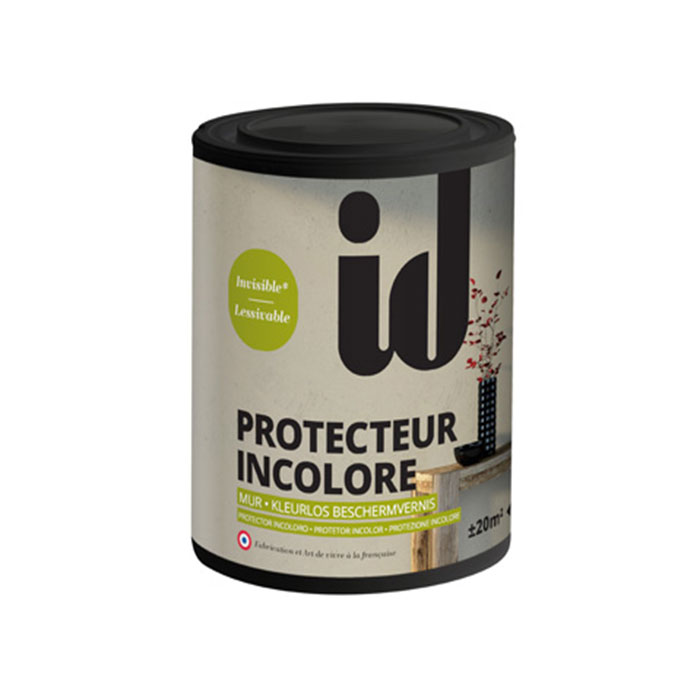 PROTECTOR PARED INCOLORO MATE 1 LT