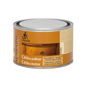 CERA DE PATINAR NATURAL 300 ML