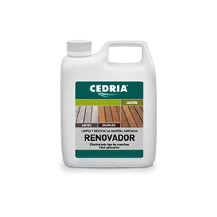 RENOVADOR DELA  MADERA CEDRIA 1 LT
