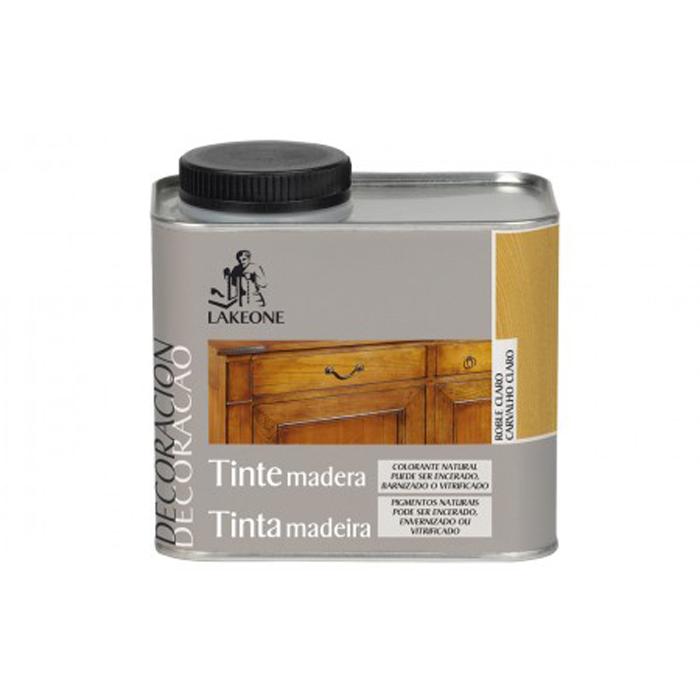 TINTE MADERA LAKEONE 450 ML.
