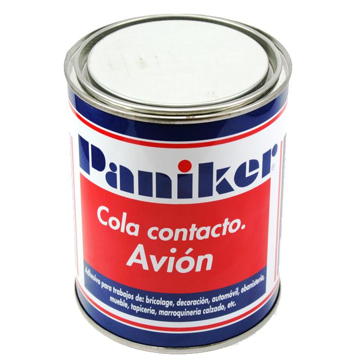 COLA CONTACTO AVION PANIKER 5 KG.