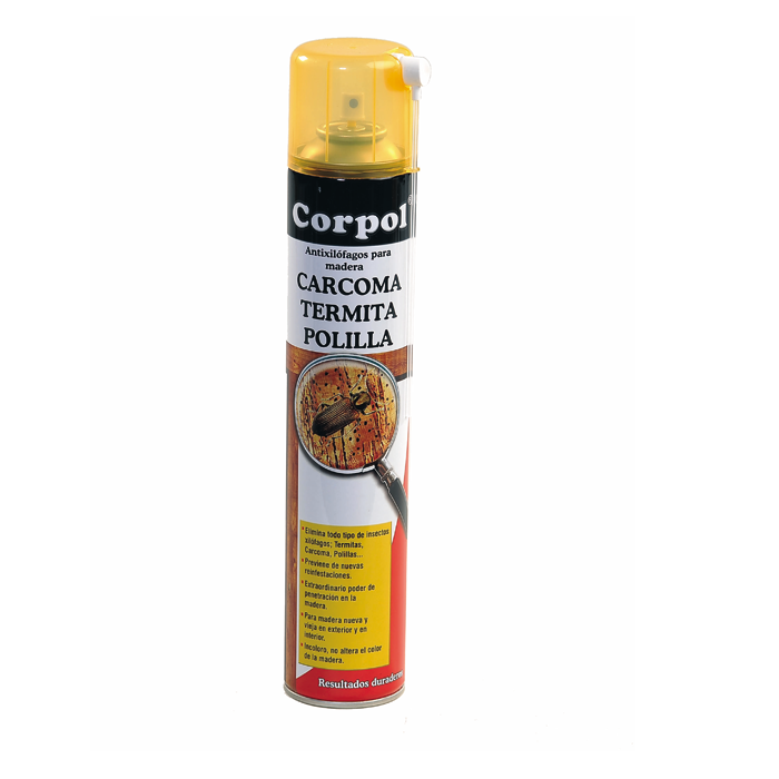 CORPOL MATACARCOMA SPRAY 500 ML.