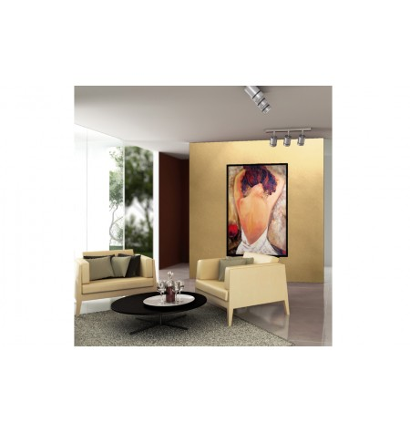 PINTURA METALIZADA DECORATIVA METALIZ 2 LT.
